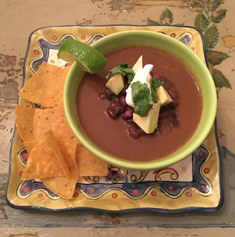 Soup Black Bean Soup I