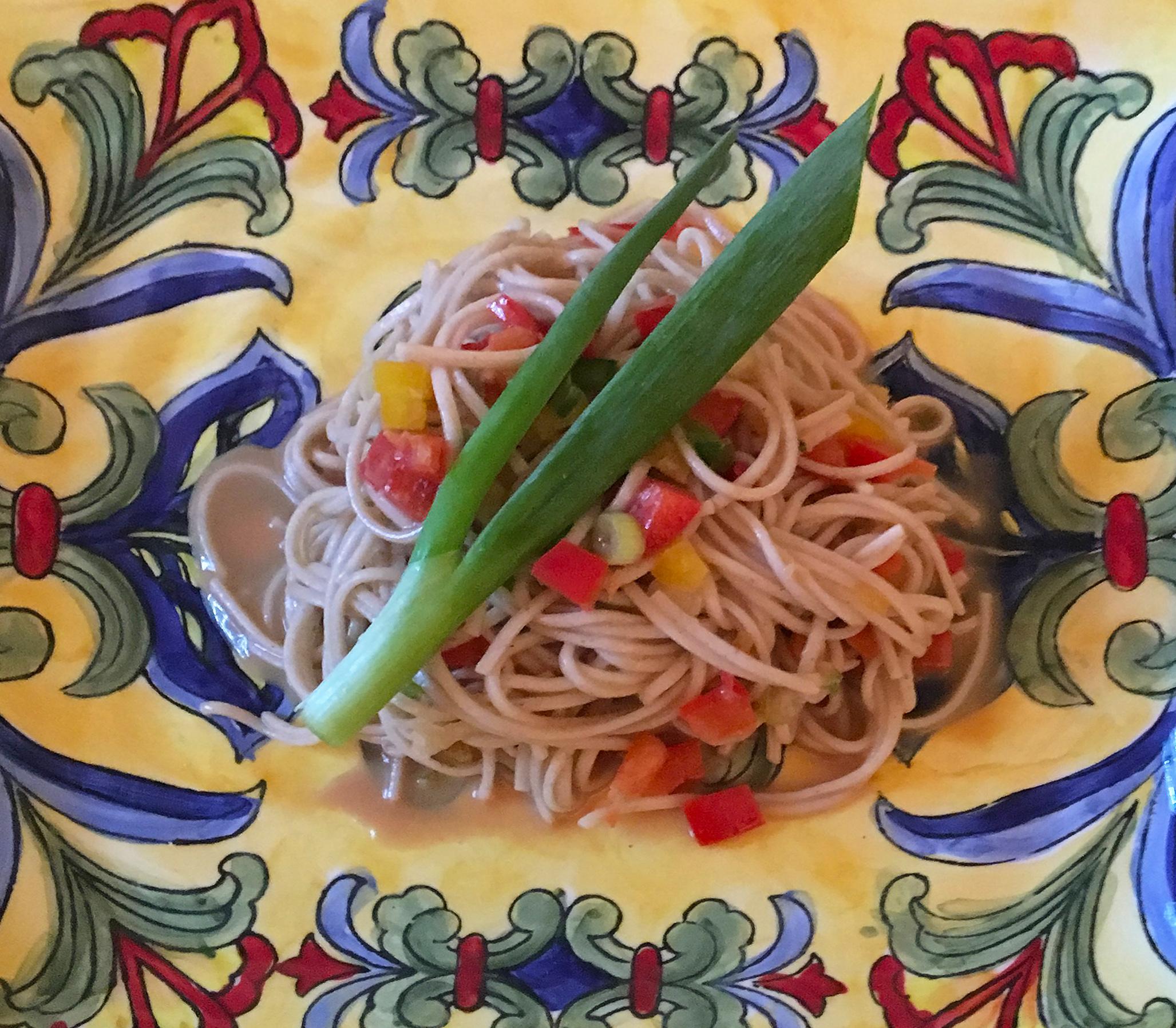 Starch Sesame Noodles II