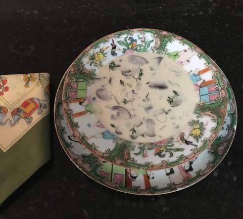 Soup Quick Mushroom III
