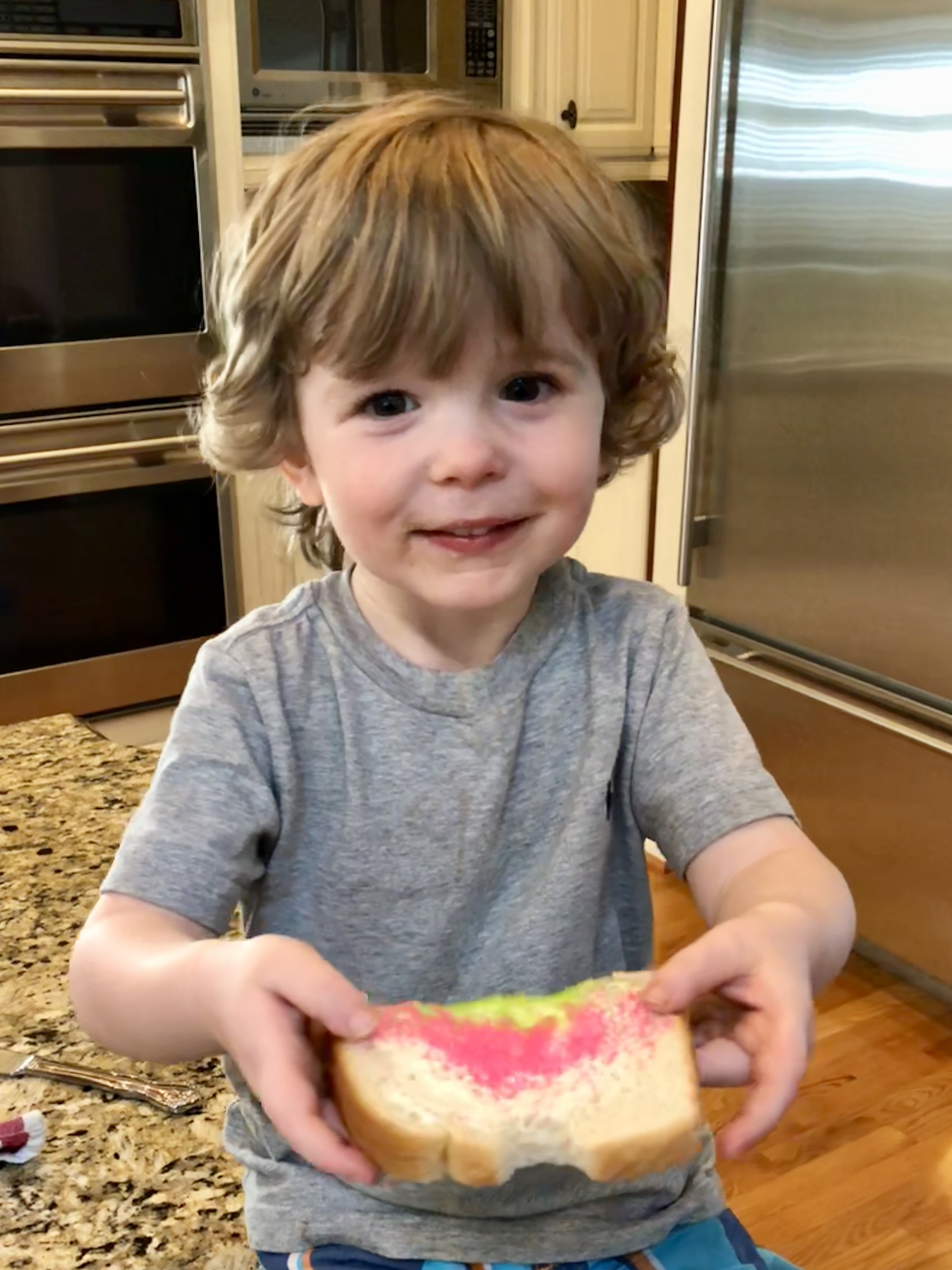 Fairy Bread Parker