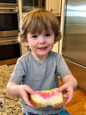 Fairy Bread Parker
