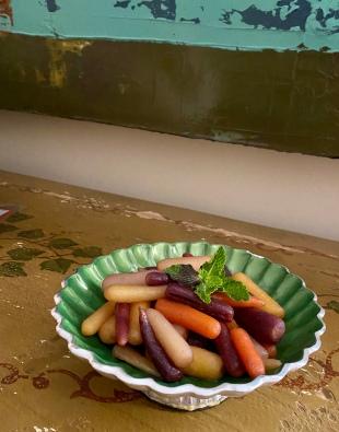 Vegetable Glazed Carrots III